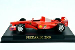Models Ferrari Collection Scale 1/43 diecast IXO F1 2000 Gp formula 1 One