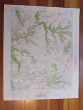 Anchorage Kentucky 1961 Original Vintage USGS Topo Map