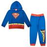 Superman Toddler Boys Jogger Set Hoodie & Sweatpants Set