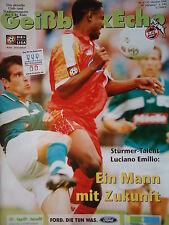 Programm 1998/99 1. FC Köln - Fortuna Düsseldorf
