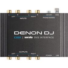 Denon Digital Vinyl Systeme (DVS) für Veranstaltungs- & DJ-Equipment