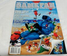 DIEHARD GAMEFAN Game Fan Volume 1 Issue# 6