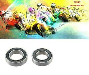 15mm Pit Bike Front Or Rear Wheel Bearings (pair) SDG Wheels