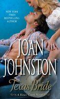 Texas Bride: A Bitter Creek Novel by Joan Johnston
