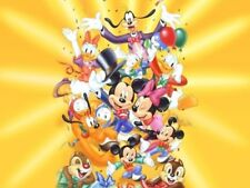Thousands Of Disney & Other Cartoon Character Machine Embroidery Designs on Cd