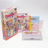 DRAGON QUEST VI 6 Nintendo Super Famicom SFC Japan Import SNES Enix NTSC-J Comp