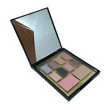 ELIZABETH ARDEN Beautiful Palette 8 Eyeshadows + Radiance Blush +Shimmer Powder