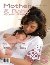 Baby Birth Magazine Frame Cover Photoshop Templates V2