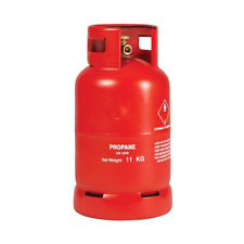 Propane Gas 11KG Gas Bottle - Full and Sealed
