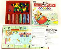 Jeu Monopoly Junior  5 a 8 ans  Edition Parker  Complet  Envoi rapide et suivi
