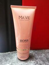 NEW 100ml Body Lotion HUGO BOSS Ma Vie Pour Femme Perfumed Body Lotion
