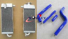 Aluminum Radiator & HOSE for YAMAHA YZ125 YZ 125 1996-2001 1997 1998 1999 2000