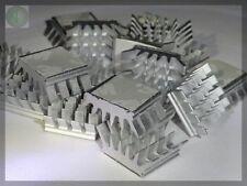 16 Stück VGA-RAM Kühler I Cooler → Aluminium, Selbstklebend