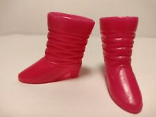 Sindy Doll Pink Shoes1970/80s Boots