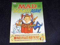 "Vintage 1988  Australian MAD Super Special Magazine  "" Mad Bombs Again""  No 65"
