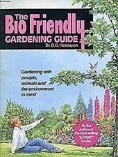 Bio-Friendly Gardening Guide Livre de Poche D.G.Hessayon