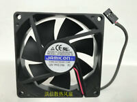 1PC JAMICON 8025 JF0825S1H-S 12V 0.19A 8CM 2-wire chassis/power cooling fan