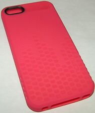 INCIPIO Frequency case iPhone 5/5S/SE, Pink Matte finish, with screen protector