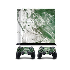 Psychedelic Marble PS4 PlayStation 4 Vinyl Wrap / PlayStation 4 PS4 Skin Stic...
