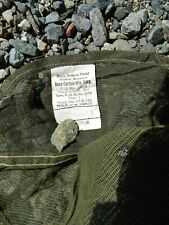 Original WWII US Military Insect Mosquito Bar Field Net Cot CoverTent. Rare