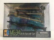 """DRAGON 1/6 SCALE MG34 ANTI-AIRCRAFT WEAPON SET #71127 FOR 12"""" FIGURES BBI DID"""