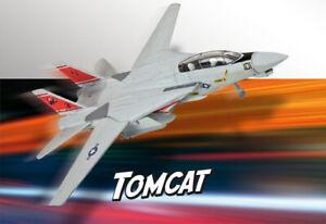 Revell 06450 Build & Play F-14 Tomcat, Avion Kit de Construction Modèle 1:100