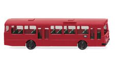 N scale Wiking Red DB Mercedes Benz O 305 City Bus  : Model BUS  97007