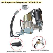 Air Suspension Compressor Pump for Toyota Lexus GX470 V8 Lexus GX470 03-09 4.6L