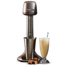 Roband 2 Speed Milkshake Maker & Drink Mixer in Metallic + 710ml Cup - New DM21M