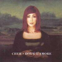 Cher Dov'è l'amore (1999; 2 tracks, cardsleeve) [Maxi-CD]