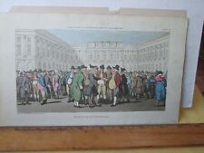 Vintage Print,DR AT LIVERPOOL,Tour of Dr Syntax,#22
