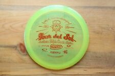 Latitude 64 Cfr Tour Del Sol Mystery Disc Yellow - 154.2g ( Sparkle, 2012 )
