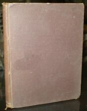 1890, FOUR LECTURES, QUAKER, PHILADELPHIA, FIRST EDITION