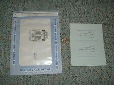 Microscale decals N 60-4158 Finger Lakes locomotives 1995+  H11