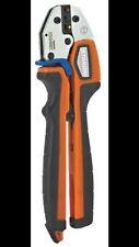 STA-KON ERG4001 Crimping Tool Ratcheting Ergonomic