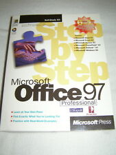 Microsoft Office 97 Professional Self-Study Kit with CD-ROM