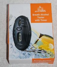 Breath Alcohol Tester with Timer Novelty Item Only