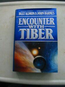 Encounter with Tiber Buzz Aldrin Autograph