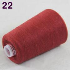 C High Quality 1Cone*100g Cashmere Hand Wrap Shawl Wool Knitting Crochet Yarn 22