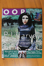 Oor Music Magazine Sept 1998 PJ HARVEY Dolf Jansen Lowlands JOHNNY DOWD Master P