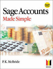 Sage Accounts Made Simple by P. K. McBride (Paperback, 2002)