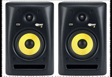 KRK RP5G2 Rokit 5 G2 Powered Studio Monitor Pair