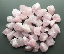 1 KG ROSENQUARZ+Rohsteine+Mineralien+Edelsteine+Dekosteine+Wassersteine (ST)