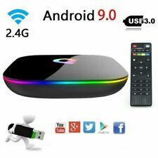 Q Plus QBOX Q+ 4GB 32GB Amlogic Android 9.0 WIFI Smart TV BOX