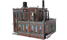 Woodland Scenics BR5848 O Scale Morrison's Door Factory, Built & Ready Structure