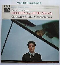 SXLP 20108 - SCHUMANN - Caraval / Etudes Symphoniques GLEBER - Ex Con LP Record