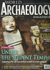 CURRENT WORLD ARCHAEOLOGY MAGAZINE,    FEBRUARY / MARCH, 2017  ISSUE,81