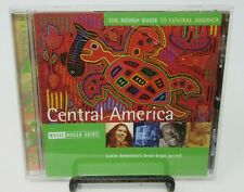 The Rough Guide To Central America: Latin America'S Best Secret Music Cd, 17 Trk