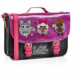 L.O.L. Surprise ! LOL Dolls Handbag For Girls Featuring Glitterati Doll Unicorn,
