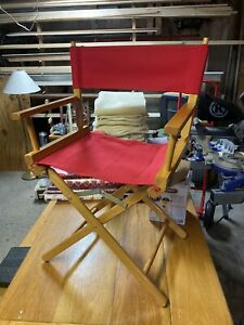 American Craftsman Directors Chair